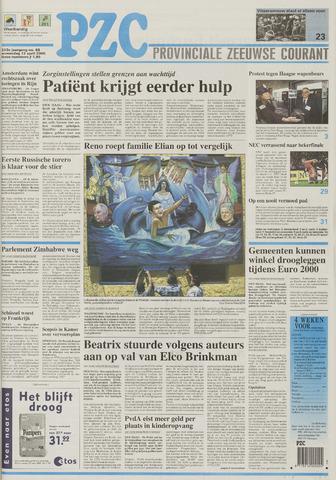 Provinciale Zeeuwse Courant 2000-04-12