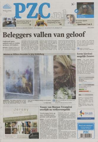 Provinciale Zeeuwse Courant 2009-03-07