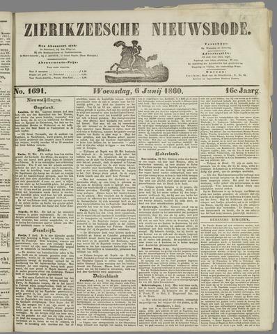 Zierikzeesche Nieuwsbode 1860-06-06