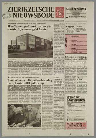 Zierikzeesche Nieuwsbode 1993-10-11