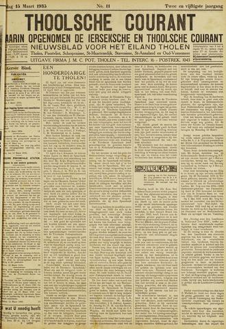 Ierseksche en Thoolsche Courant 1935-03-15