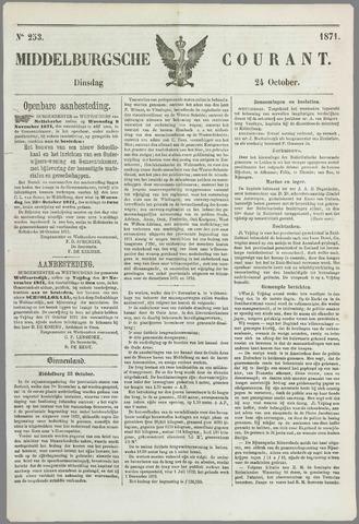 Middelburgsche Courant 1871-10-24