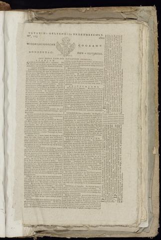 Middelburgsche Courant 1800-09-18