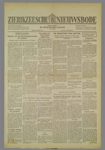 Zierikzeesche Nieuwsbode 1952-03-28