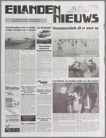Eilanden-nieuws. Christelijk streekblad op gereformeerde grondslag 2003