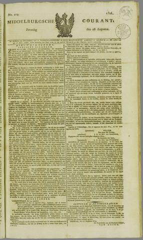 Middelburgsche Courant 1824-08-28