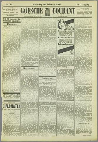 Goessche Courant 1930-02-26