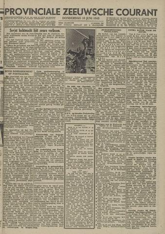 Provinciale Zeeuwse Courant 1943-06-10
