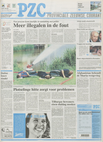 Provinciale Zeeuwse Courant 2002-06-18