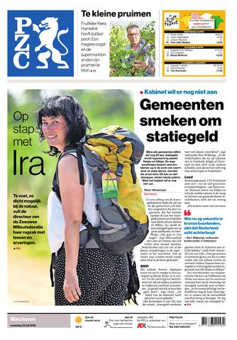 Provinciale Zeeuwse Courant 2018-07-23