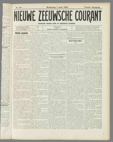Nieuwe Zeeuwsche Courant 1906-06-07