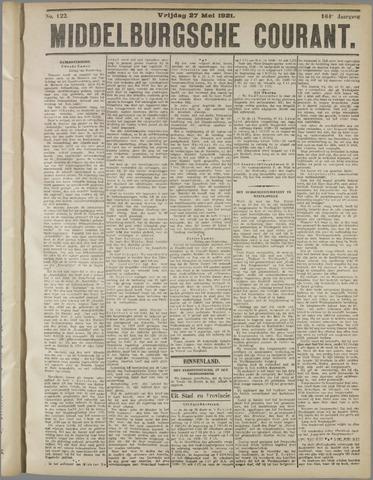 Middelburgsche Courant 1921-05-27