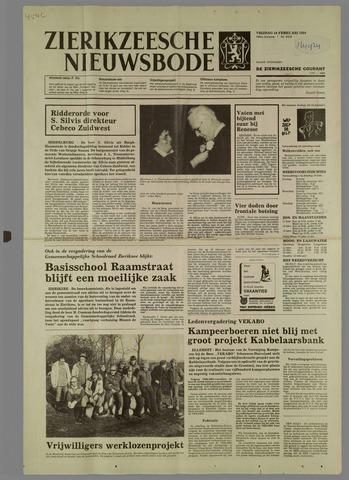 Zierikzeesche Nieuwsbode 1984-02-10