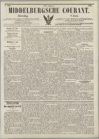 Middelburgsche Courant 1901-06-08