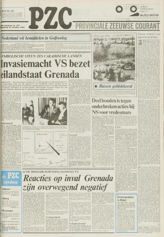Provinciale Zeeuwse Courant 1983-10-26