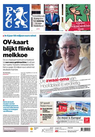 Provinciale Zeeuwse Courant 2017-02-14