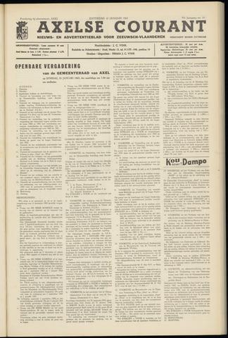 Axelsche Courant 1963-01-12