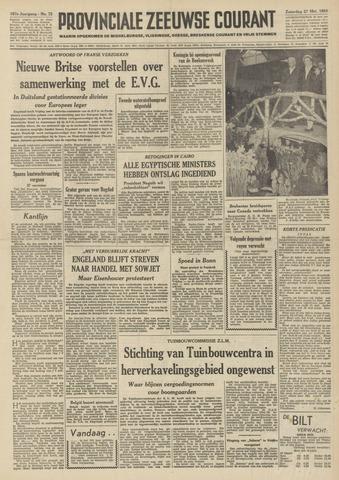 Provinciale Zeeuwse Courant 1954-03-27