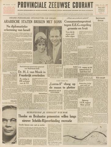 Provinciale Zeeuwse Courant 1965-05-14