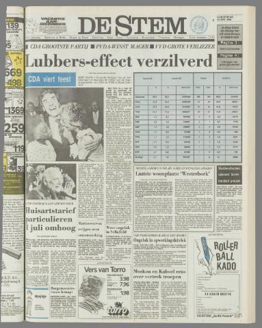 de Stem 1986-05-22