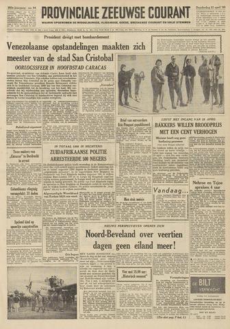 Provinciale Zeeuwse Courant 1960-04-21