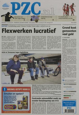 Provinciale Zeeuwse Courant 2011-11-07