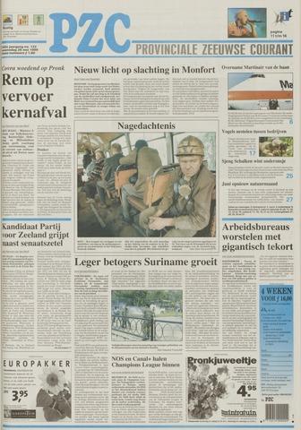 Provinciale Zeeuwse Courant 1999-05-26