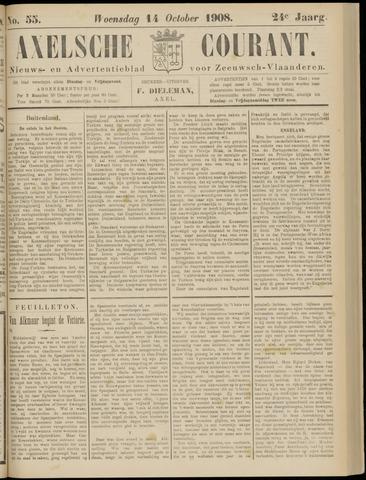 Axelsche Courant 1908-10-14