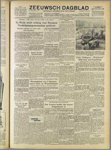Zeeuwsch Dagblad 1952-05-28