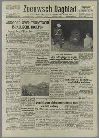 Zeeuwsch Dagblad 1957-03-05
