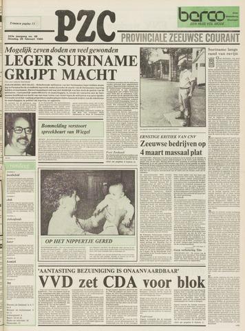 Provinciale Zeeuwse Courant 1980-02-26
