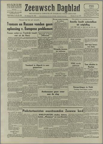 Zeeuwsch Dagblad 1956-05-22