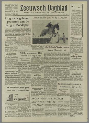 Zeeuwsch Dagblad 1958-06-23