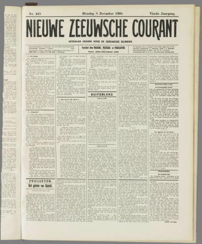 Nieuwe Zeeuwsche Courant 1908-12-08