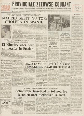 Provinciale Zeeuwse Courant 1971-07-23