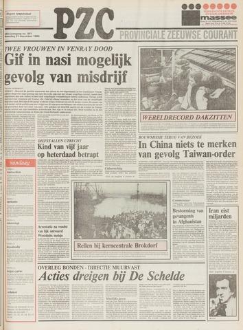 Provinciale Zeeuwse Courant 1980-12-22