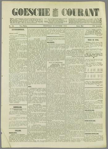 Goessche Courant 1932-10-19