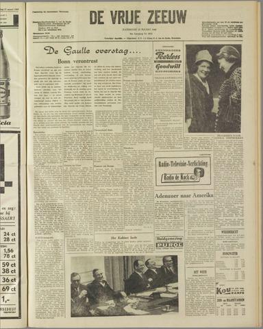 de Vrije Zeeuw 1960-03-12