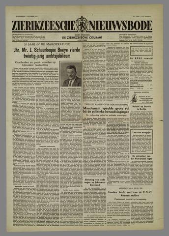 Zierikzeesche Nieuwsbode 1954-10-07