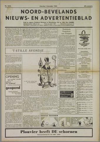 Noord-Bevelands Nieuws- en advertentieblad 1965-12-04