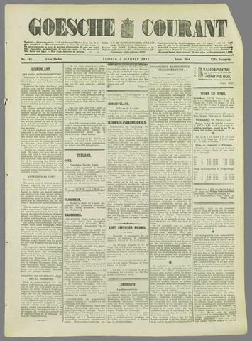 Goessche Courant 1932-10-07