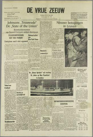 de Vrije Zeeuw 1968-01-19