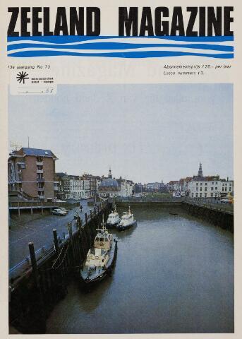 Zeeland Magazine / Veerse Meer Gids 1981-05-01