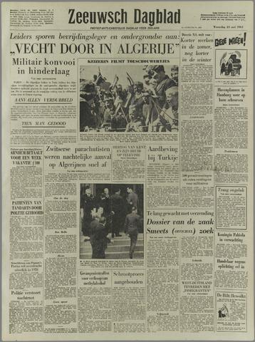 Zeeuwsch Dagblad 1961-05-24