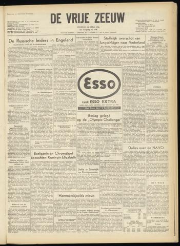de Vrije Zeeuw 1956-04-24
