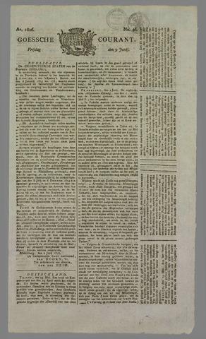 Goessche Courant 1826-06-09
