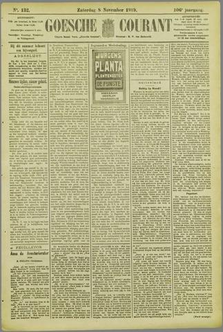 Goessche Courant 1919-11-08