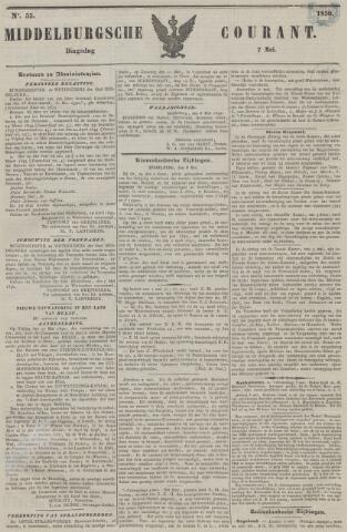 Middelburgsche Courant 1850-05-07