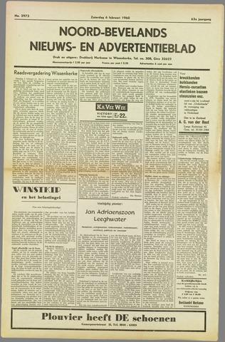 Noord-Bevelands Nieuws- en advertentieblad 1960-02-06