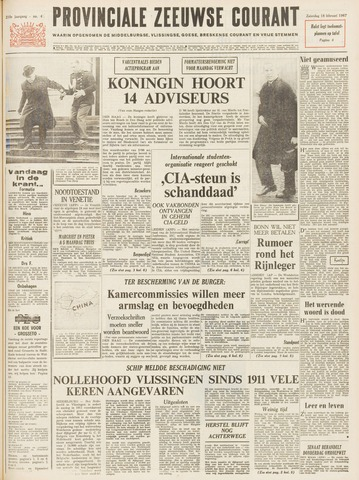 Provinciale Zeeuwse Courant 1967-02-18